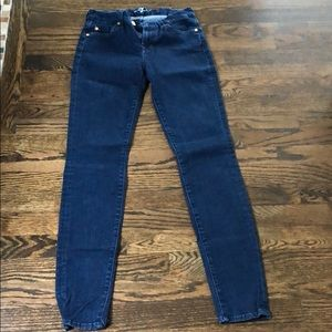 Stretch seven jeans